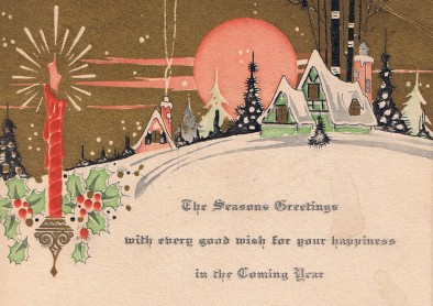 Image result for vintage holiday greetings
