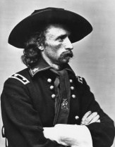 General George Armstrong Custer by Matthew Brady, 1864