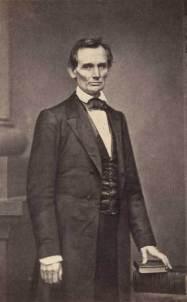 Lincoln 1860 Brady
