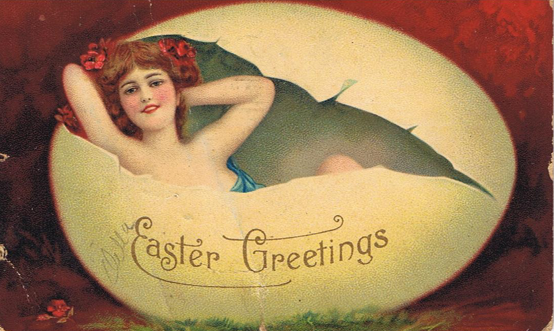 Card easter erotic free