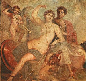 F10_2Aphrodite& Ares Pompeii