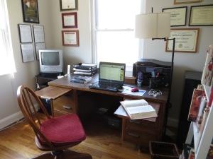 M. S. Spencer's study