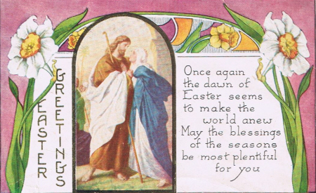 Easter Card Rekuguiys
