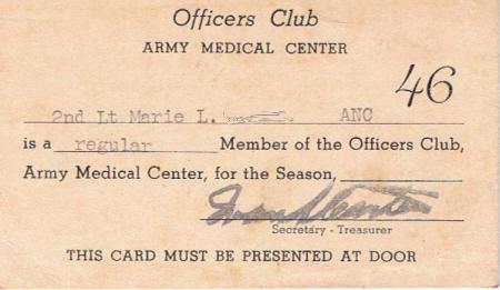 O-Club CardSM