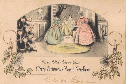 Regency Xmas Card
